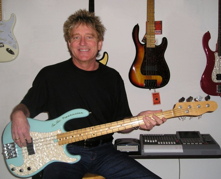 Glenn Letsch | Bass Guitar Lessons by Glenn Letsch Bass