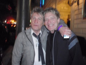 Glenn and Ross Valory